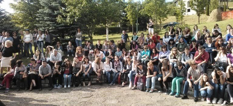 Фотографије са Републичког такмичења из српског језика и језичке културе 2015.